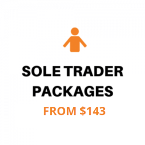 Sole Trader Packages
